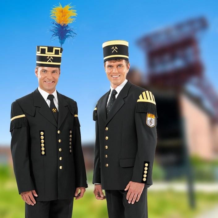 bergmannstracht-mit-schachthut-705x705,  Uniformen
