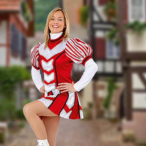 gardekostuem-rot-weiss-1,  Gardeuniform