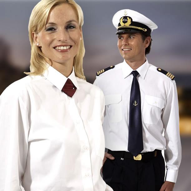 hemden-und-blusen-weiss,  Uniformhemden und Blusen