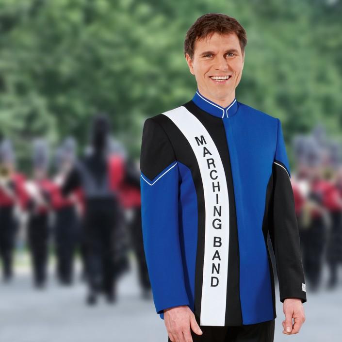 marchingband-uniformjacke-blau-schwar-weiss-705x705,  Marchingband