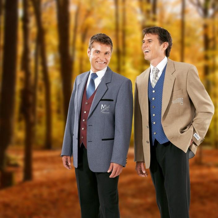 saengerjacken-grau-und-beige-mit-stickerei-705x705,  Sängerbekleidung