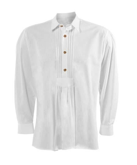 trachtenhemd-mit-biesen,  Uniformhemden und Blusen