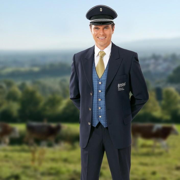 uniform-dunkelblau-mit-weste-und-schirmmuetze-705x705,  Uniformen