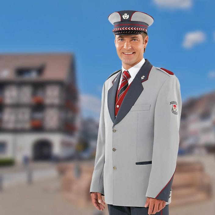 uniformjacke-grau-mit-schirmmuetze-705x705,  Spielmannszug