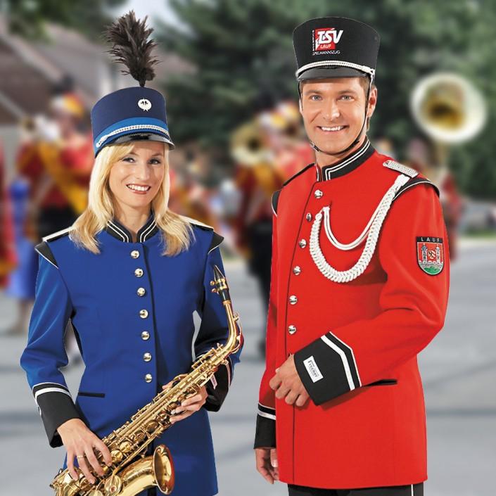 uniformjacke-rot-blau-mit-tschako-705x705,  Uniformen