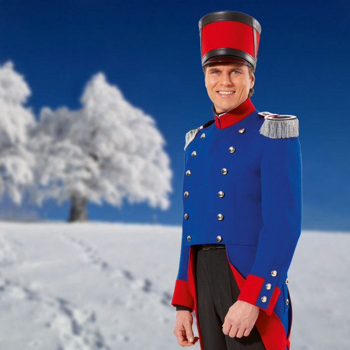 uniformrock-blau-rot-mit-epoletten-705x705,  Uniformen